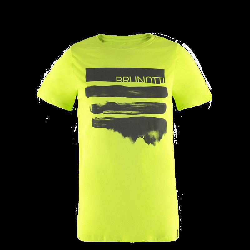 Brunotti Seashell Men T-shirt (Green) - MEN T-SHIRTS & POLOS - Brunotti online shop