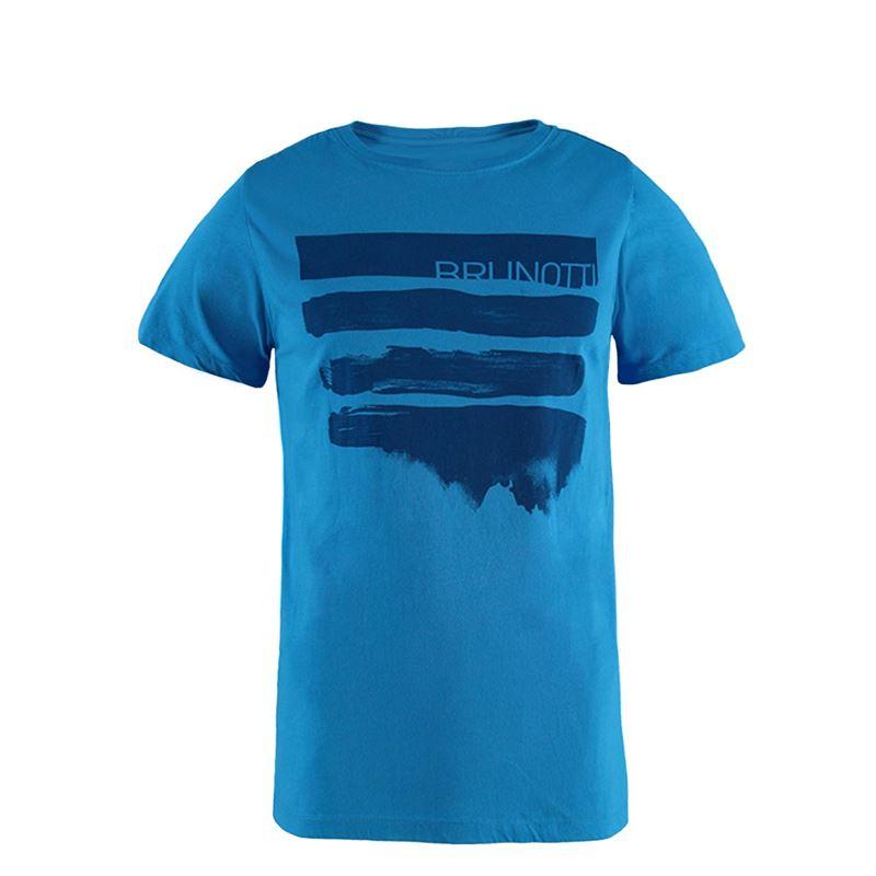 Brunotti Seashell  (blue) - men t-shirts & polos - Brunotti online shop