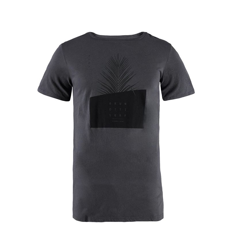 Brunotti Tosh Men T-shirt (Grey) - MEN T-SHIRTS & POLOS - Brunotti online shop