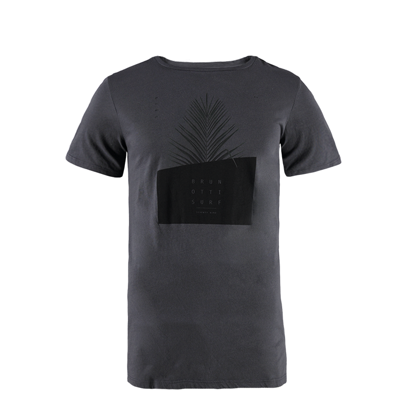 Brunotti Tosh Men T-shirt (Grey) - MEN T-SHIRTS & POLOS - Brunotti online shop