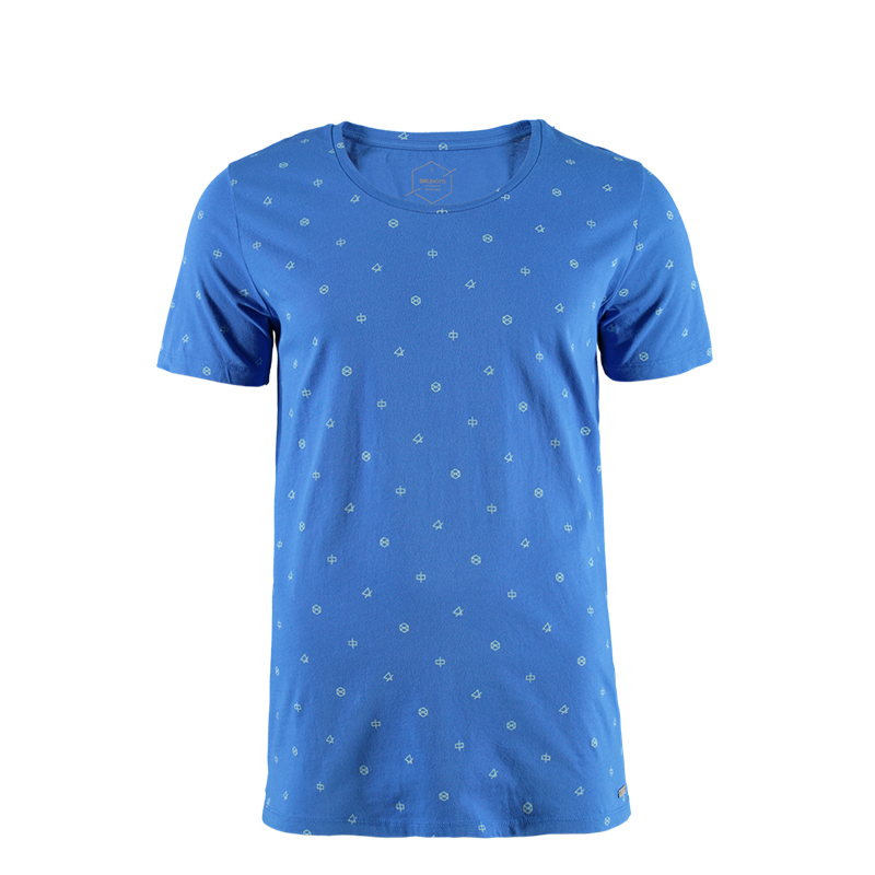 Brunotti Youris Men T-shirt (Blue) - MEN T-SHIRTS & POLOS - Brunotti online shop