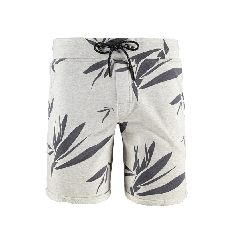 Brunotti Leech Men Sweatshort (Grey) - MEN SHORTS - Brunotti online shop