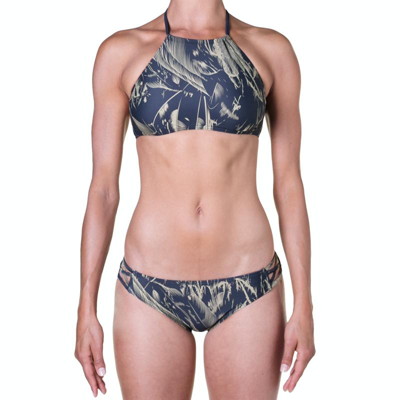Brunotti Neptune Women Bikini  (Grey) - WOMEN BIKINIS - Brunotti online shop