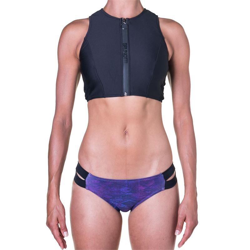 Brunotti Waverly  (blauw) - dames bikini's - Brunotti online shop