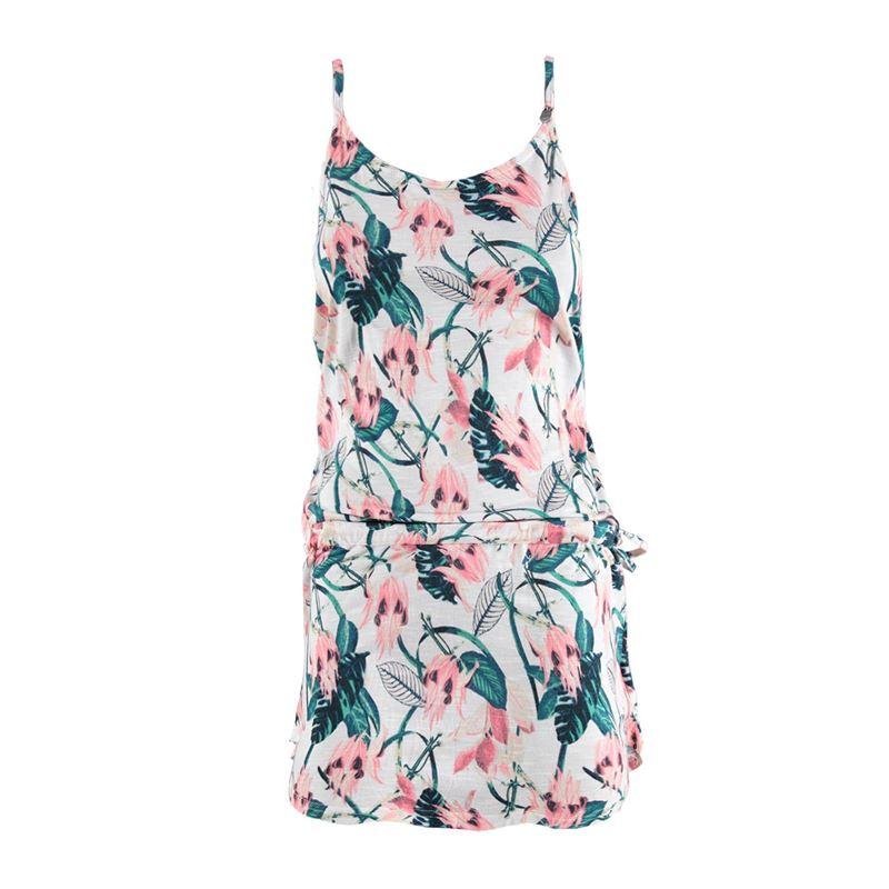 Brunotti Coogee Women Dress (Weiß) - DAMEN KLEIDER & RÖCKE - Brunotti online shop
