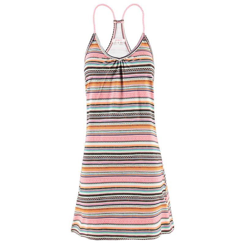 Brunotti Langkawi Women Dress (Roze) - DAMES JURKEN & ROKKEN - Brunotti online shop