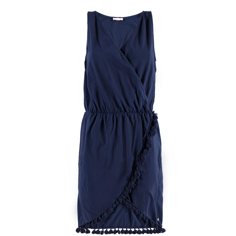 Brunotti Maurea Women Dress (Blauw) - DAMES JURKEN & ROKKEN - Brunotti online shop