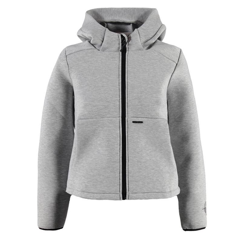 Brunotti Coco Women Jacket (Grey) - WOMEN JACKETS - Brunotti online shop