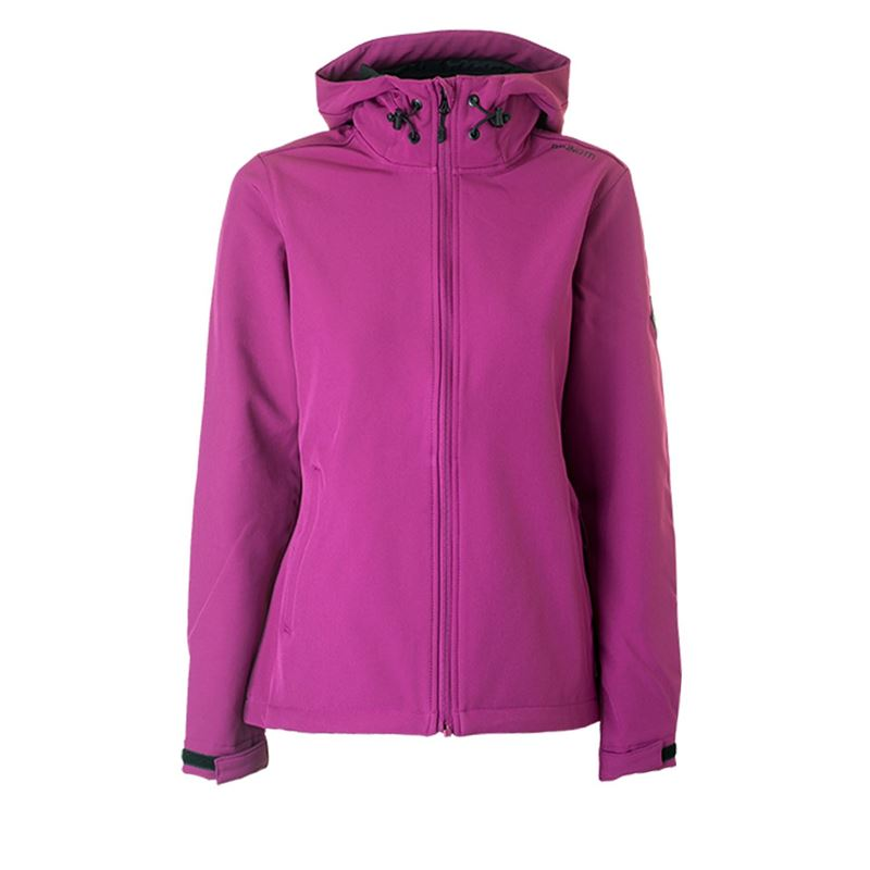 Brunotti Raelyn S Women Jacket (Violett) - DAMEN JACKEN - Brunotti online shop