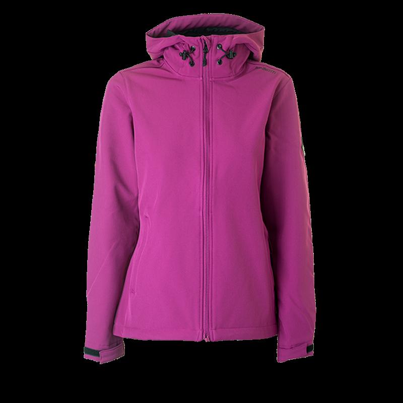 Brunotti Raelyn S Women Jacket (Purple) - WOMEN JACKETS - Brunotti online shop
