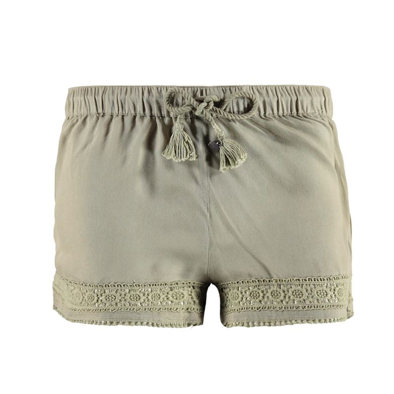 Brunotti Bubble  (groen) - dames shorts - Brunotti online shop