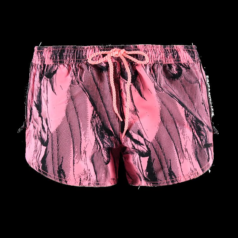 Brunotti Margarite Women Beachshort (Roze) - DAMES SHORTS - Brunotti online shop