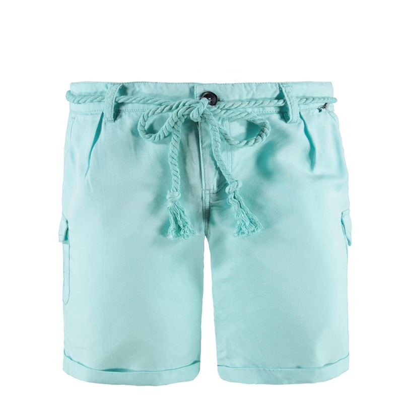 Brunotti Nissi Women Shorts (Blauw) - DAMES SHORTS - Brunotti online shop