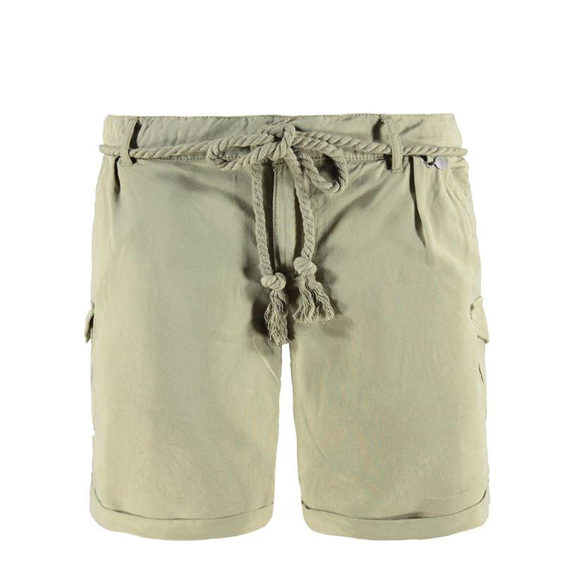 Brunotti Nissi  (green) - women shorts - Brunotti online shop
