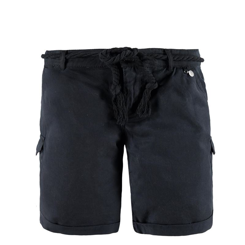 Brunotti Nissi Women Shorts (Zwart) - DAMES SHORTS - Brunotti online shop
