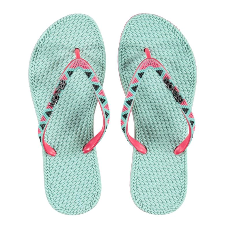 Brunotti Arashi Women Slipper (Blau) - DAMEN FLIP FLOPS - Brunotti online shop