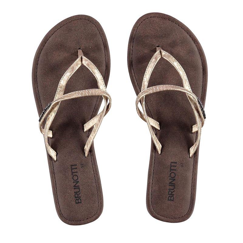Brunotti Coral Women Slipper (Grün) - DAMEN FLIP FLOPS - Brunotti online shop