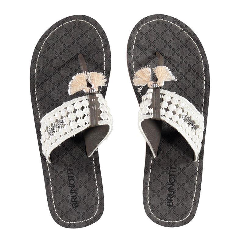 Brunotti Lovett Women Slipper (Braun) - DAMEN FLIP FLOPS - Brunotti online shop
