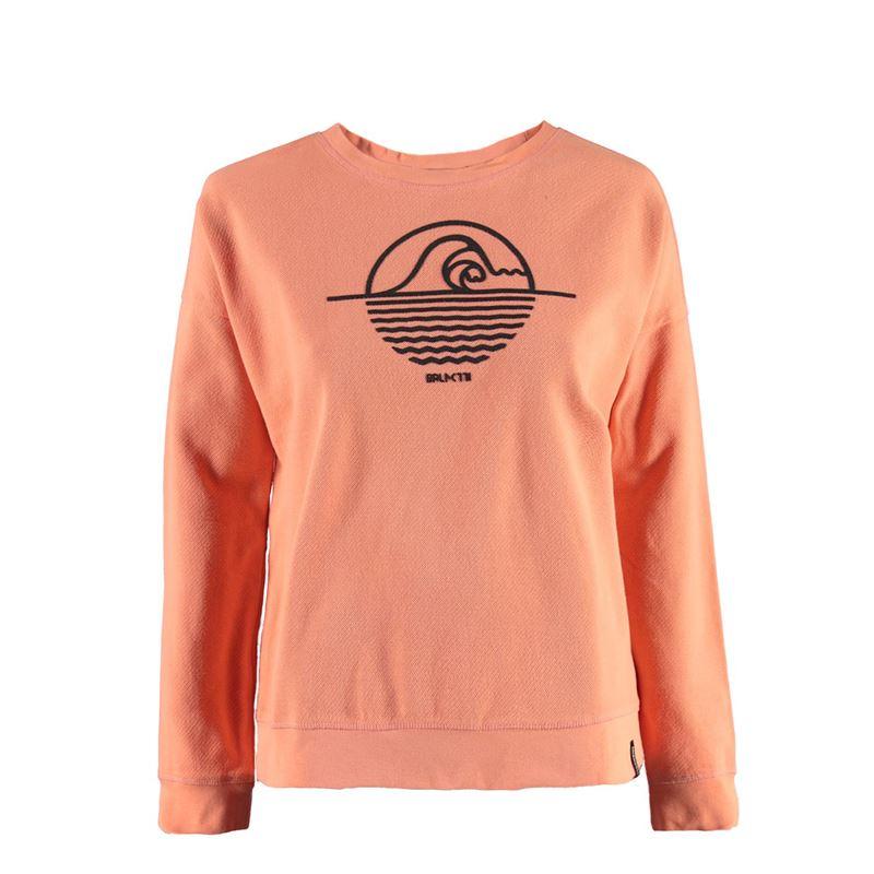 Brunotti Pythia  (roze) - dames truien & vesten - Brunotti online shop