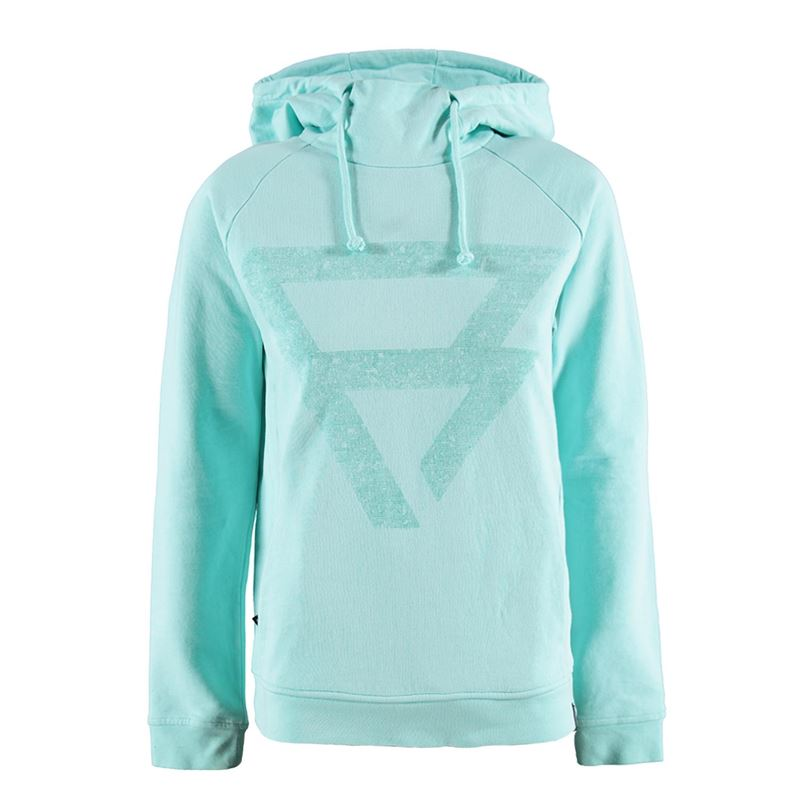 Brunotti Shellina Women Sweat (Blauw) - DAMES TRUIEN & VESTEN - Brunotti online shop