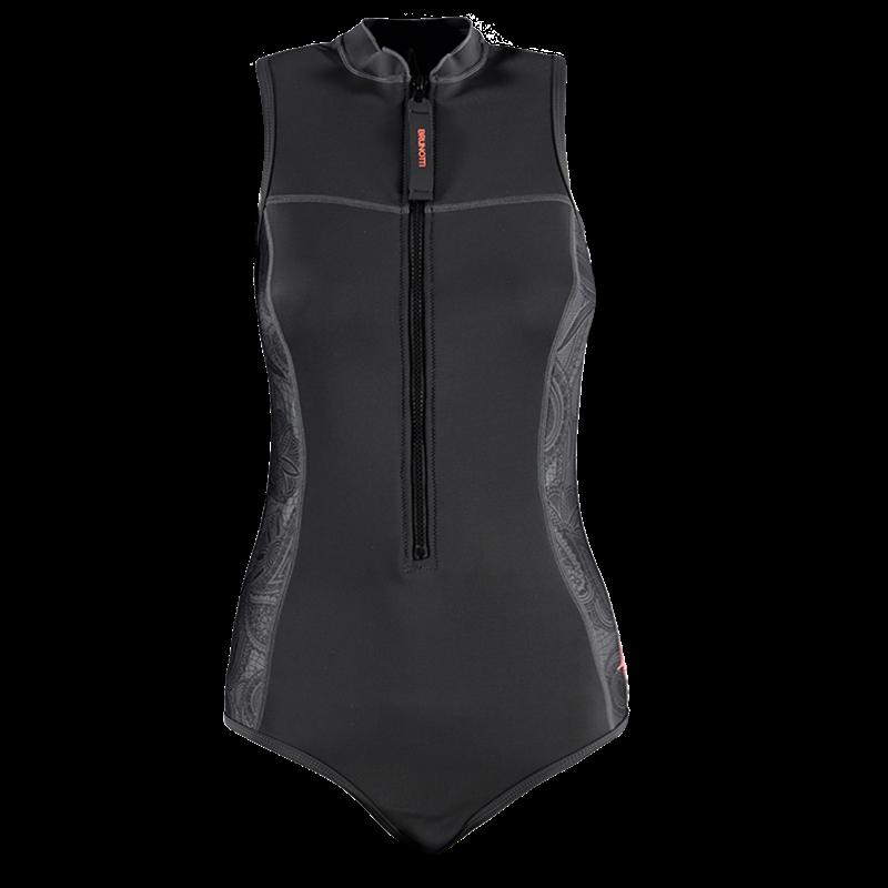 Brunotti Jewel Women Swimsuit (Grey) - WOMEN SWIMSUITS - Brunotti online shop