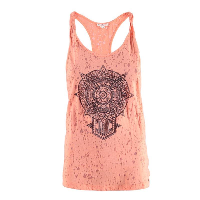 Brunotti Mangelia Women Top (Roze) - DAMES T-SHIRTS & TOPJES - Brunotti online shop