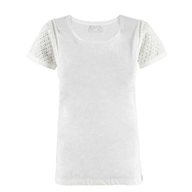 Brunotti Penion  (wit) - dames t-shirts & topjes - Brunotti online shop