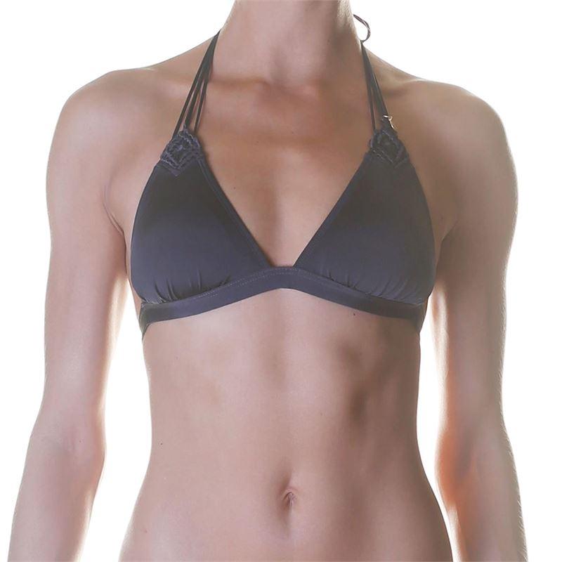 Brunotti Thaleia Women Bikini Top (Grey) - WOMEN BIKINIS - Brunotti online shop