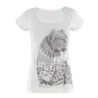 Brunotti Nassa Women T-shirt. Beschikbaar in XS,M,L,XL,XXL (1712069004-001)