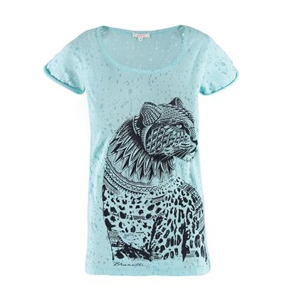 Brunotti Nassa Women T-shirt. Beschikbaar in XS,S,M,L,XL,XXL (1712069004-0631)
