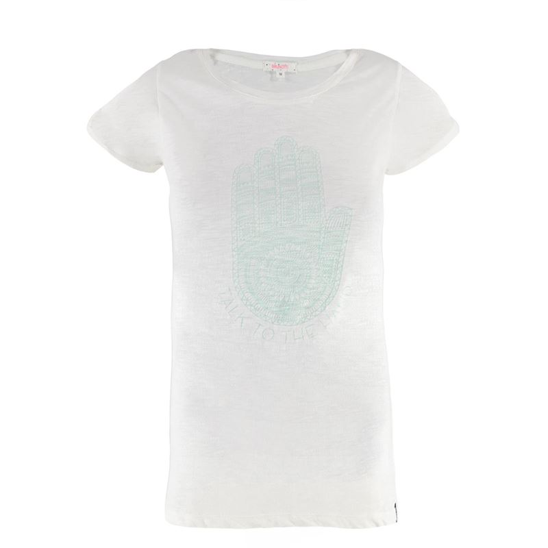 Brunotti Pyrene Women T-shirt (White) - WOMEN T-SHIRTS & TOPS - Brunotti online shop