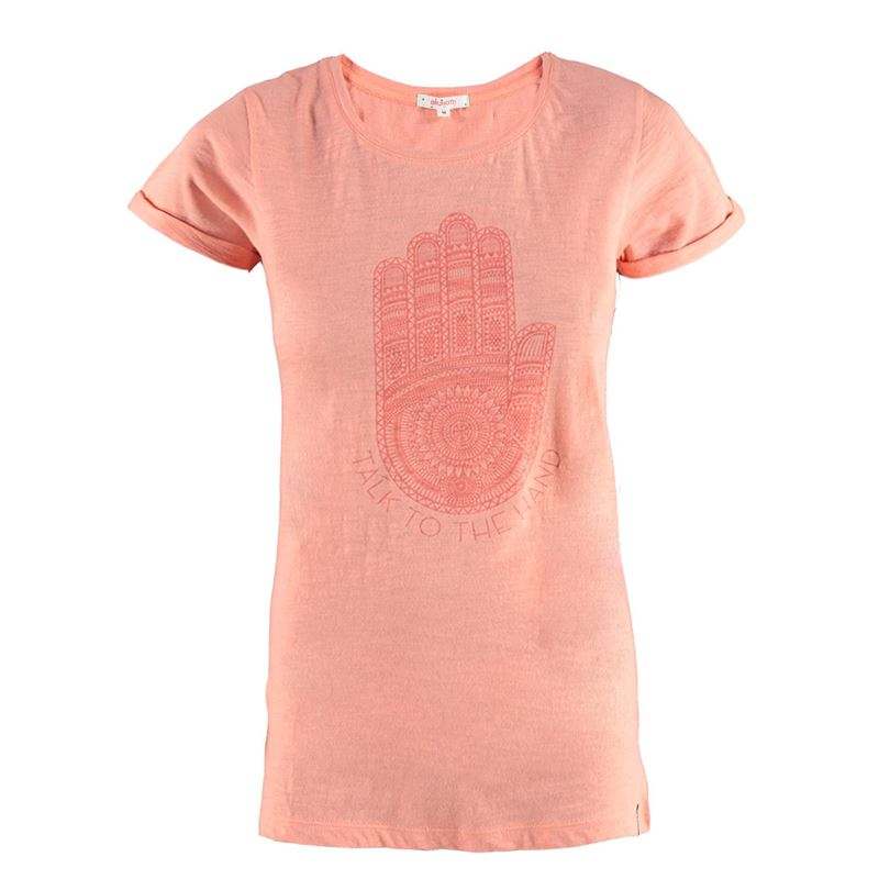 Brunotti Pyrene  (rosa) - damen t-shirts & tops - Brunotti online shop