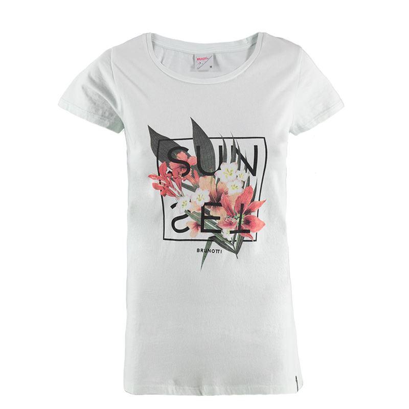 Brunotti Rupa Women T-shirt (Grün) - DAMEN T-SHIRTS & TOPS - Brunotti online shop