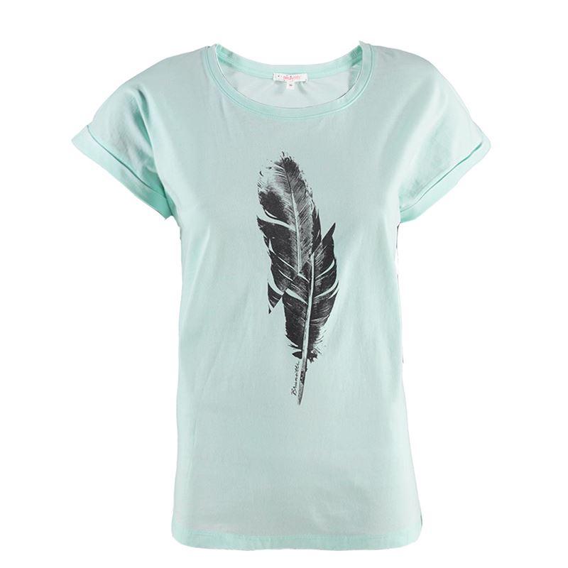 Brunotti Sundial  (blauw) - dames t-shirts & topjes - Brunotti online shop