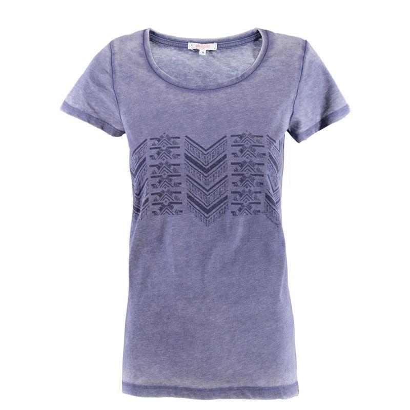 Brunotti Velutina Women T-shirt (Blauw) - DAMES T-SHIRTS & TOPJES - Brunotti online shop