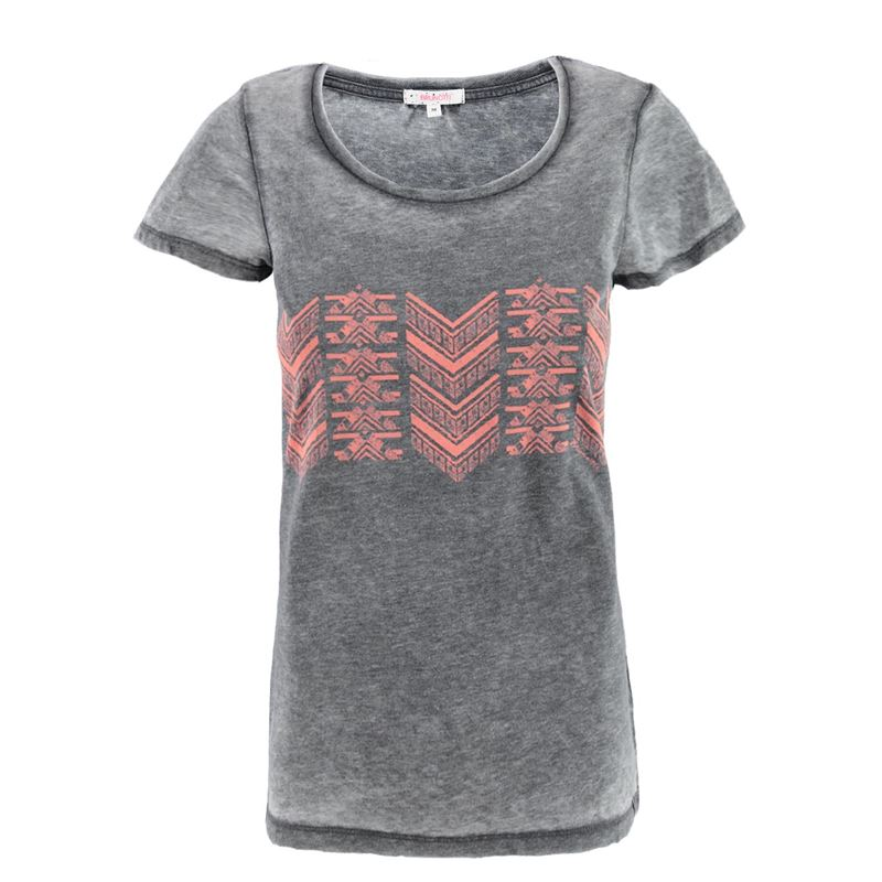 Brunotti Velutina Women T-shirt (Grey) - WOMEN T-SHIRTS & TOPS - Brunotti online shop
