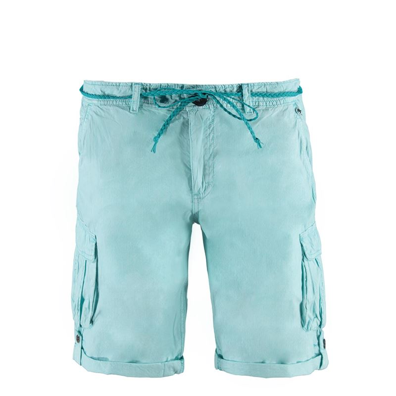 Brunotti Gabrie Women Walkshort (Blue) - WOMEN SHORTS - Brunotti online shop