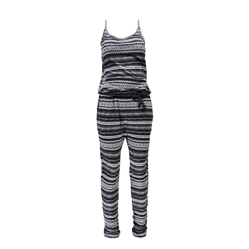 Brunotti Curlcurl Women Jumpsuit (Black) - WOMEN TUNICS & JUMPSUITS - Brunotti online shop