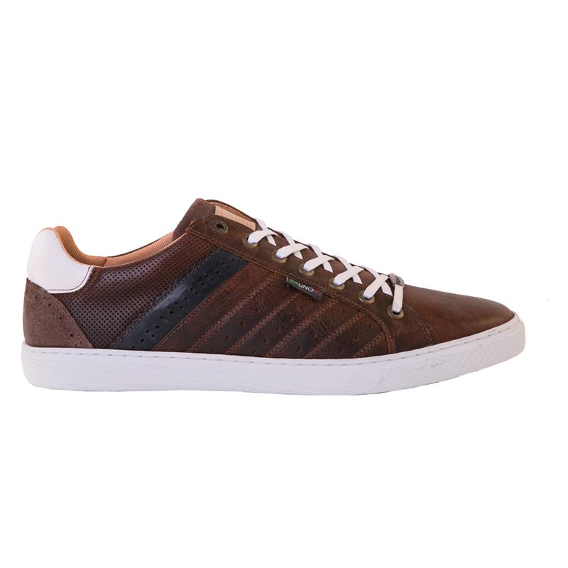 Brunotti Furone mens Shoe (Brown) - MEN SHOES - Brunotti online shop