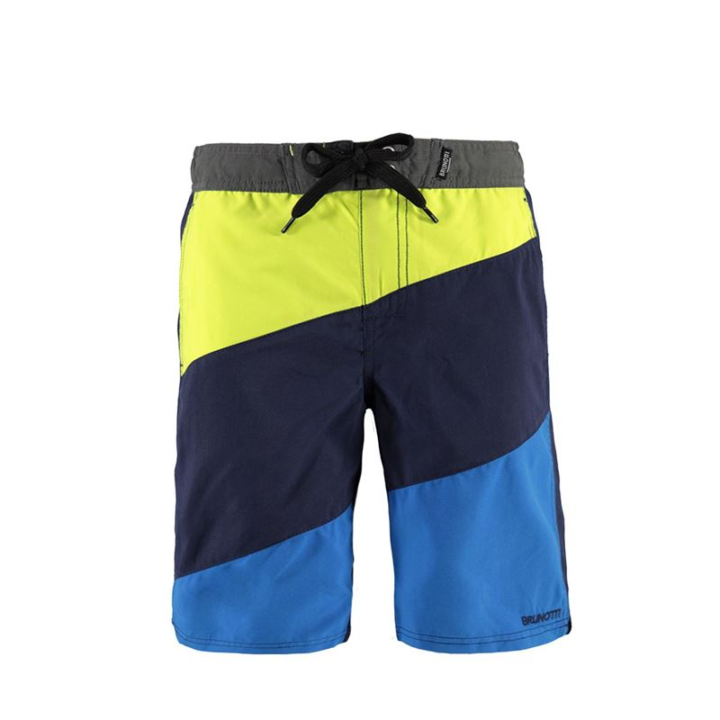 Brunotti Conch JR Boys  Shorts (Blue) - BOYS SWIMSHORTS - Brunotti online shop