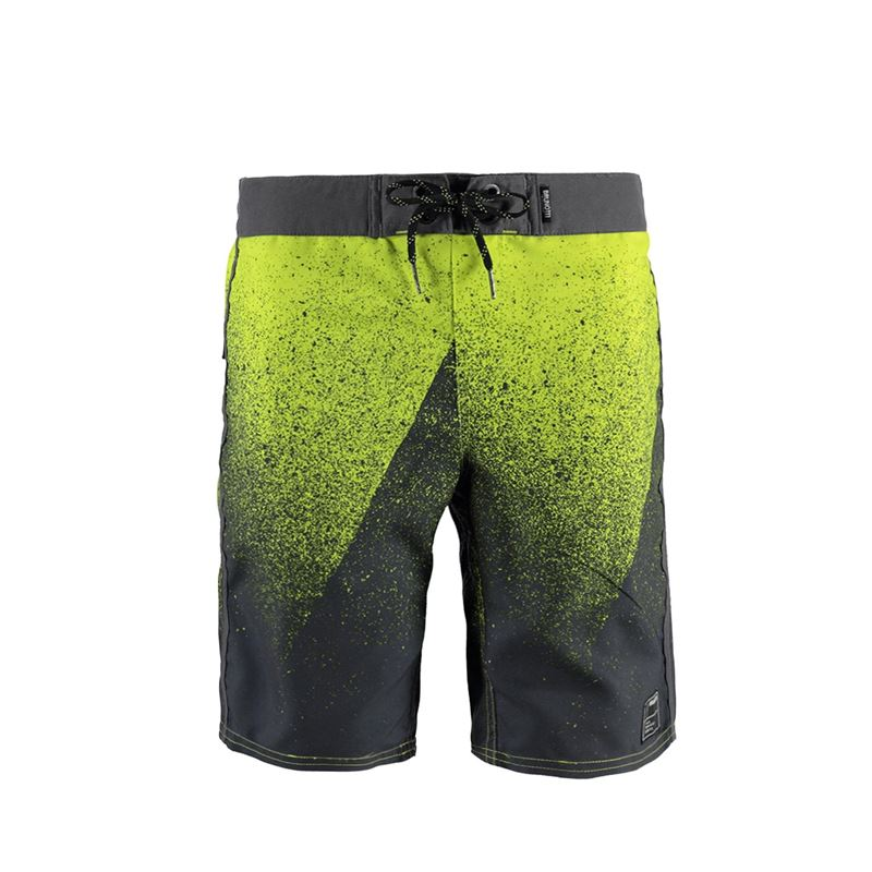 Brunotti Element JR Boys  Shorts (Groen) - JONGENS ZWEMSHORTS - Brunotti online shop