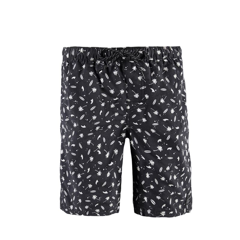 Brunotti Inshore  (black) - boys swimshorts - Brunotti online shop