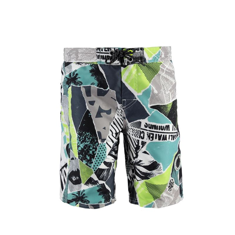 Brunotti Rebel JR Boys  Shorts (Blauw) - JONGENS ZWEMSHORTS - Brunotti online shop
