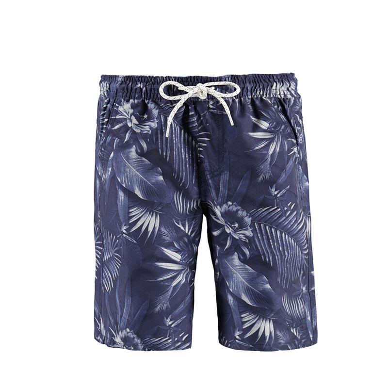 Brunotti Tropic  (blauw) - jongens zwemshorts - Brunotti online shop