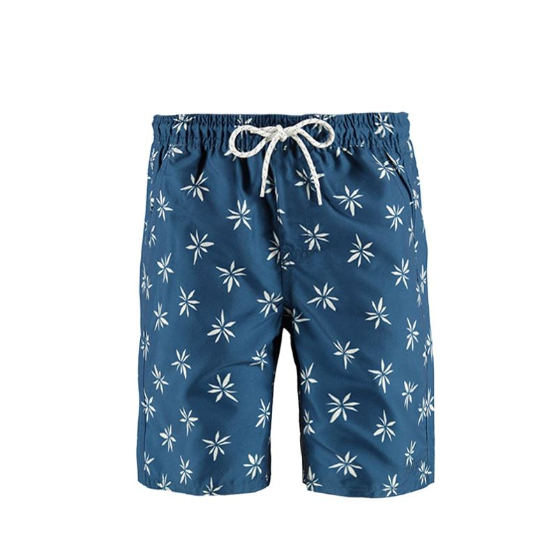 Brunotti Tropic JR Boys  Shorts (Blauw) - JONGENS ZWEMSHORTS - Brunotti online shop