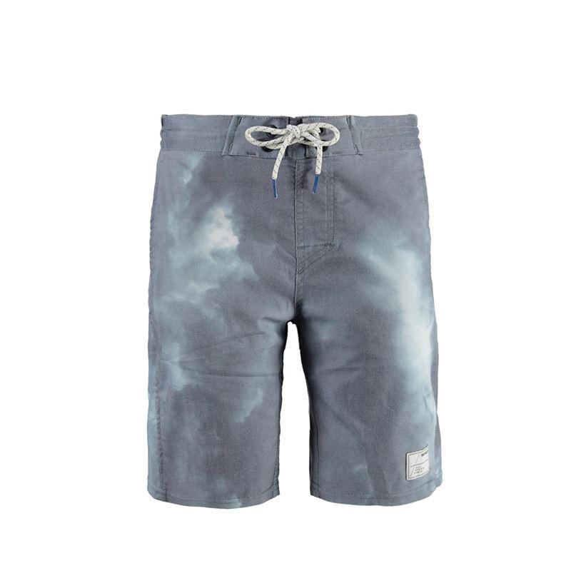Brunotti Typhoon  (blauw) - jongens zwemshorts - Brunotti online shop