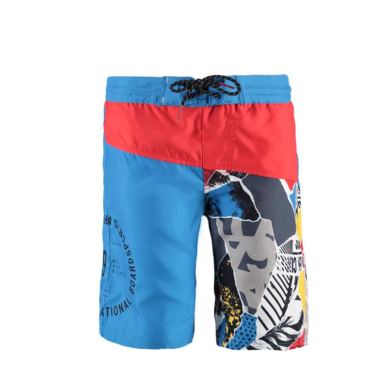 Brunotti Yacht JR Boys  Shorts (Blau) - JUNGEN SCHWIMMSHORTS - Brunotti online shop