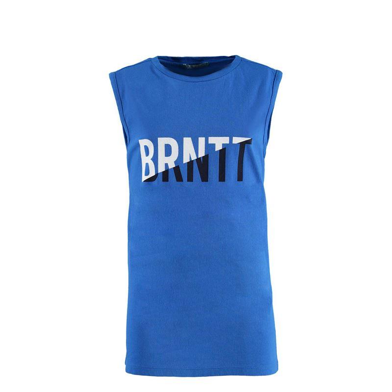 Brunotti Seth  (blauw) - jongens t-shirts & polo's - Brunotti online shop