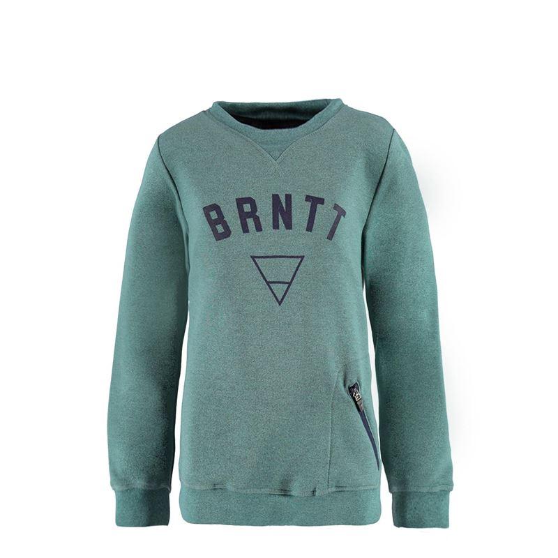 Brunotti Hipster JR Boys  Sweat (Blauw) - JONGENS TRUIEN & VESTEN - Brunotti online shop