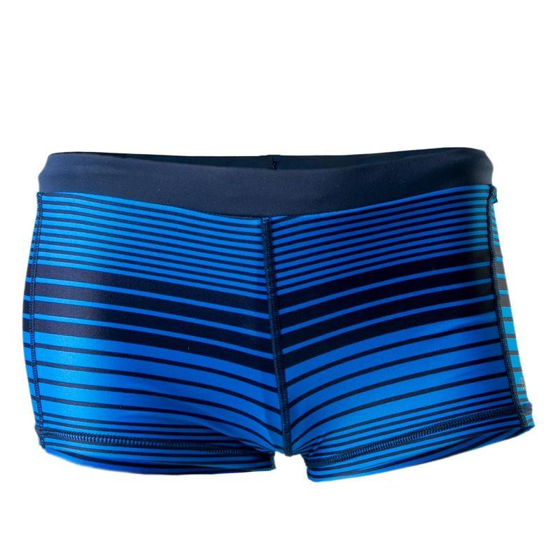 Brunotti Strike JR Boys  Swimshort (Blauw) - JONGENS ZWEMSHORTS - Brunotti online shop